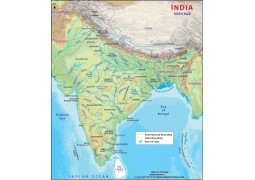 India River Map