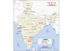 L and T Cement Plants in India