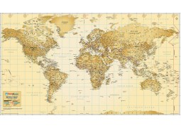 World Map Decorator