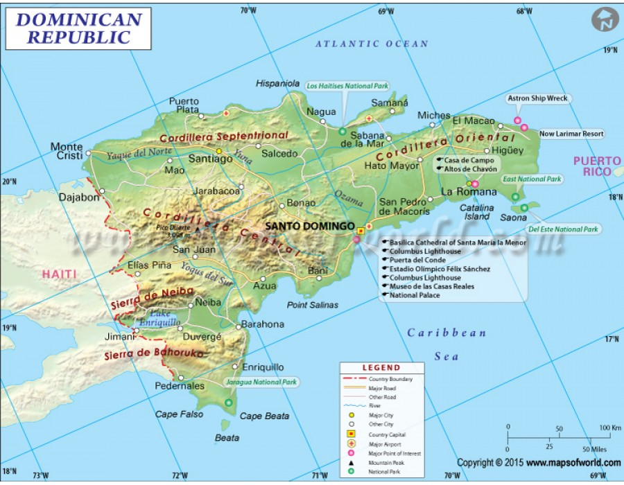 a comparison between the economy of the dominican republic and that of cuba World geography chapter 8- central america and the a body of water between central america and the caribbean what is the economy of the dominican republic.