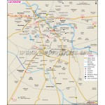 Buy Lucknow Map