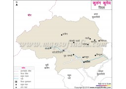 Buy Maps Online From Map Store - Japan map in hindi