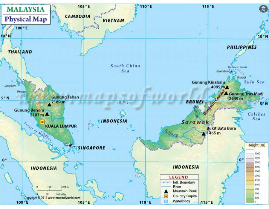 a geography of malyaian The geography of the city of manila is characterized by its coastal position at the estuary of the pasig river that flows to manila bay the city is located on a.