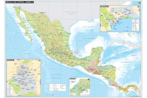 Buy Mexico And Central America