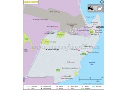 Broome Map