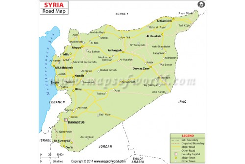 Syria Road Map