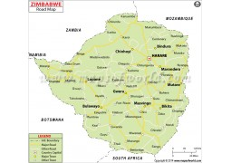 Zimbabwe Road Map