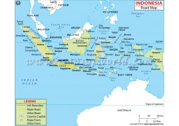 Indonesia Road Map
