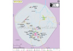 Sucre Map