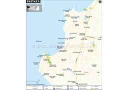 Pattaya Map